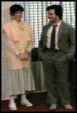 Bert and Agnes in Father Knows Last