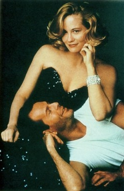 Bruce Willis & Cybill Shepherd:  Chemistry times two