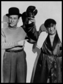 Abbott & Costello Boxing