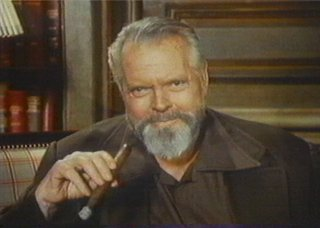 Orson Welles introduced the episode